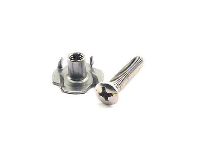 Handle Screw And Tee Nut (Pack of 2)