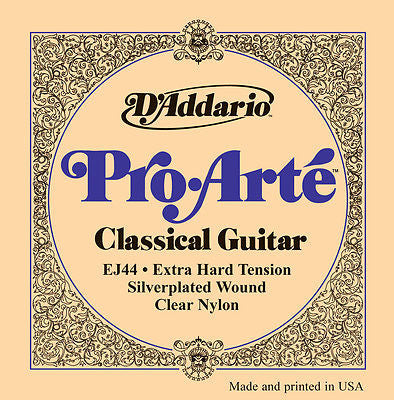 D'Addario EJ44 Classical Strings
