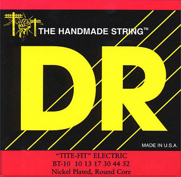 DR Tite-Fit BT-10 Gauge Guitar Strings