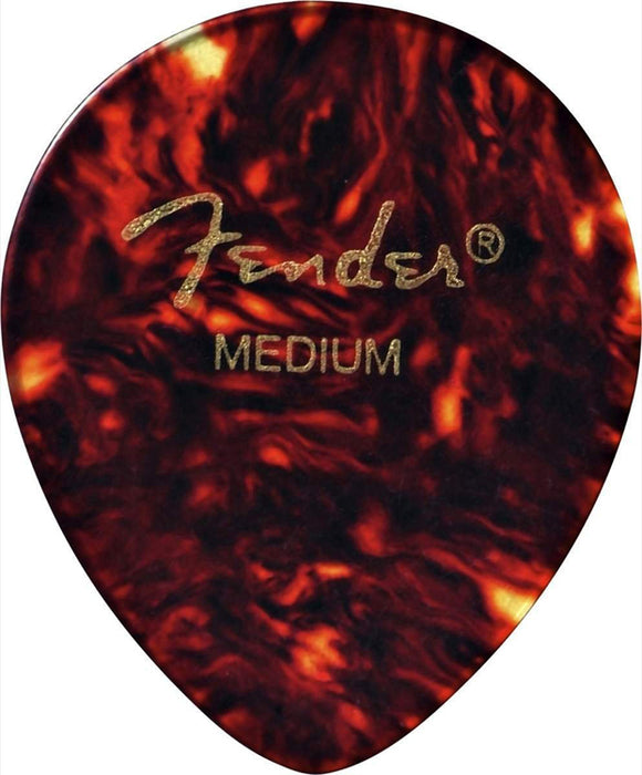 Fender Original 347 Classic Celluloid Medium Picks Shell (098-0347-800)
