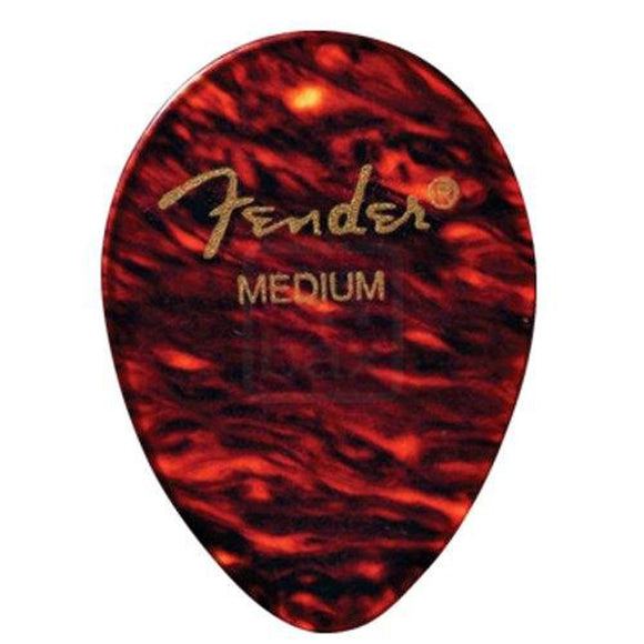 Fender Original 354 Classic Celluloid Medium Picks Shell (198-0354-800)