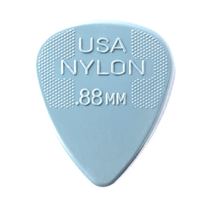 Jim Dunlop Nylon Standard Plectrum (.88mm)