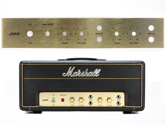 Marshall JMP (2061X) Front Faceplate
