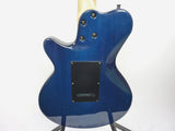 Godin SD-24 Electric Guitar Blue (2001)