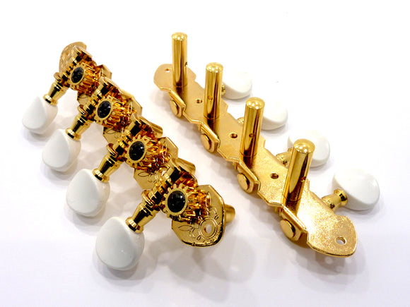 Gotoh Mandolin/Bouzouki Machine Heads Gold M120S (Side Fitting)