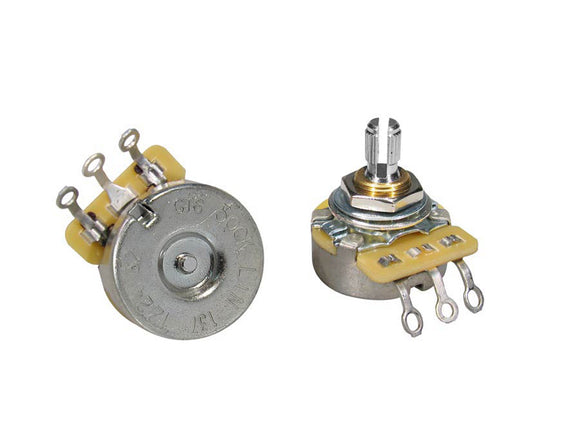 CTS Potentiometer 500KL Split Shaft Short Bushing CTS500-B62