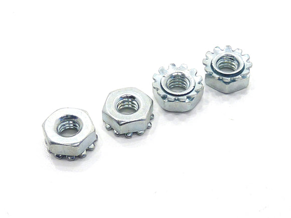 Amplifier Chassis Kep Nuts (4)