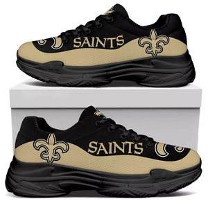 New Orleans Saints Custom sneakers