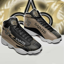 Load image into Gallery viewer, New Orleans Saints Custom sneakers