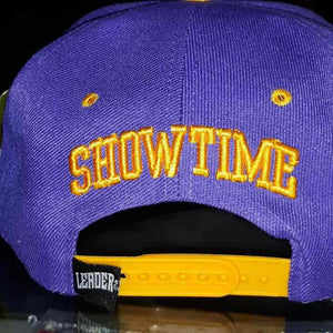 Los Angeles Lakers Showtime snapback cap