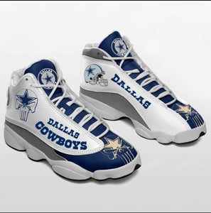 Dallas Cowboys custom sneakers