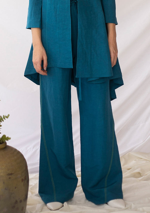 JAY Trouser - Turquoise