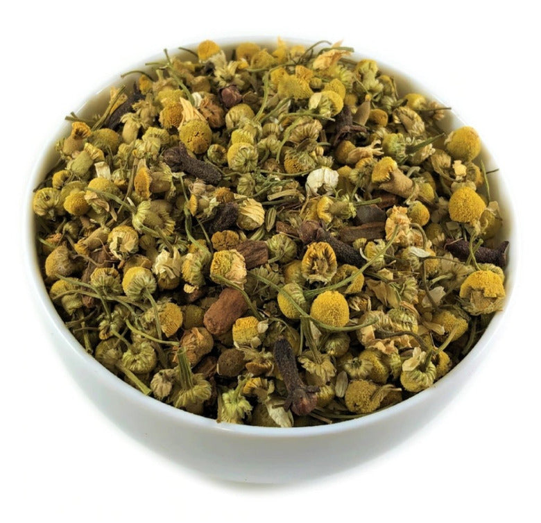 Organic Spiced Chamomile Blend