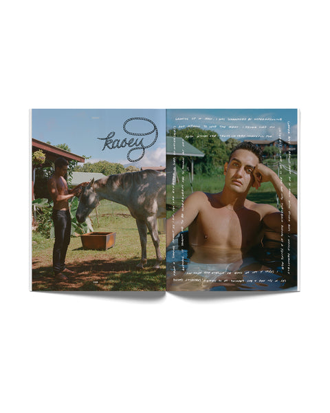 Boys Magazine • Signed and numbered Collectors Edition