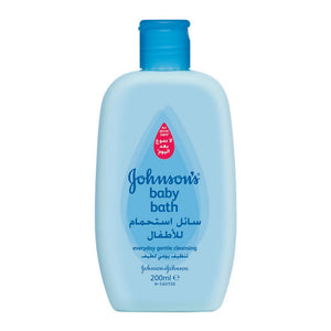 Johnson's Baby Bath Everyday Gentle Cleansing 200ml