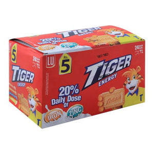 LU Tiger Biscuits, 24 Ticky Packs