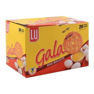 LU Gala Egg Biscuits, 24 Ticky Packs
