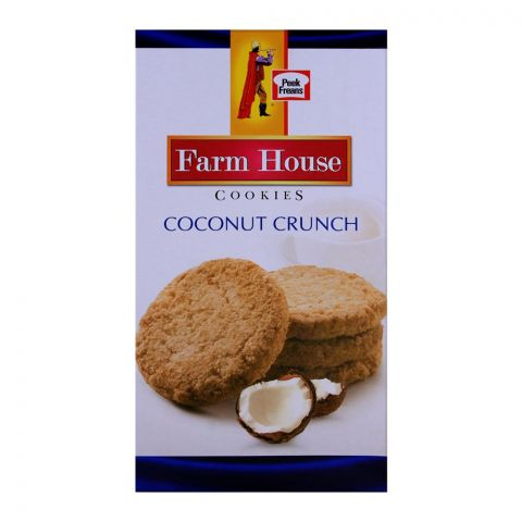 Peek Freans Coconut Crunch Cookies (Family Pack) 68.5g