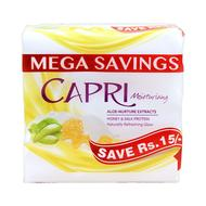 Capri Aloe - Nurture Extracts Moisturising Soap Family Pack