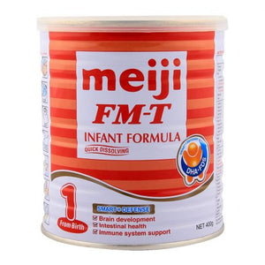 Meiji FMT Infant Milk Powder, Stage 1, 400gm