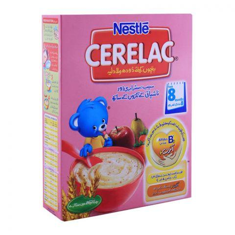 Nestle Cerelac Apple, Strawberry & Pear 175g