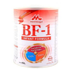 Morinaga BF-1 Infant Formula Milk Powder 400gm