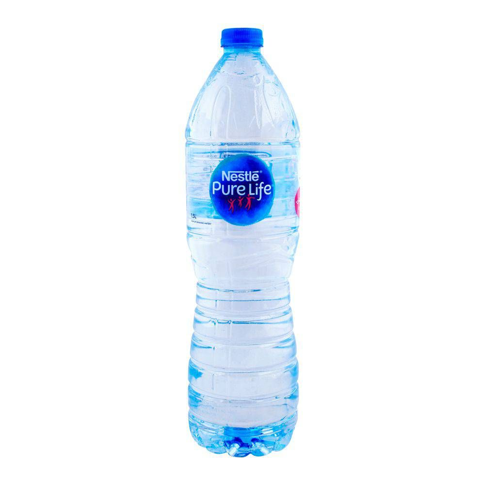 Nestle Pure Life Drinking Water 1.5 Litres
