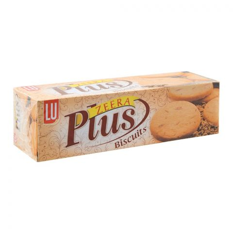 LU Zeera Plus Biscuits, 126.5g