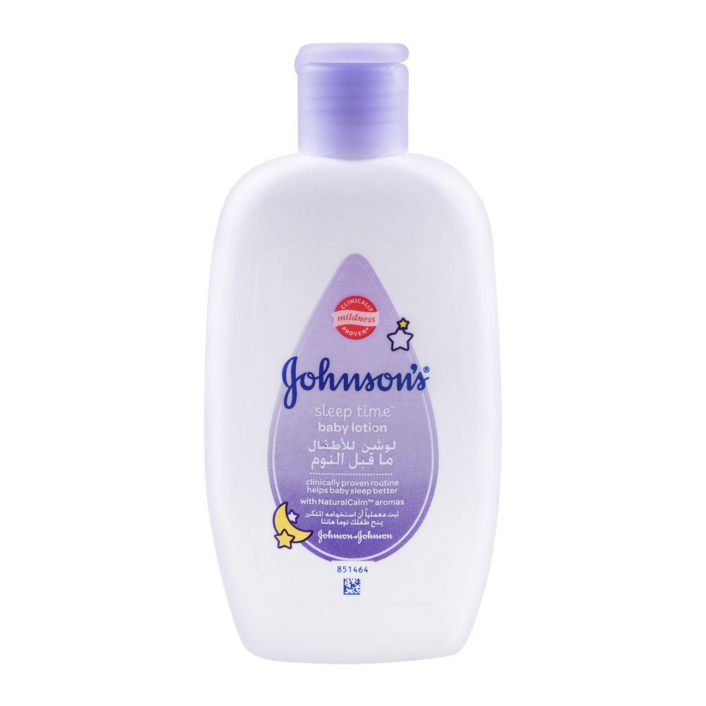 Johnson's Sleep Time Baby Lotion 200ml