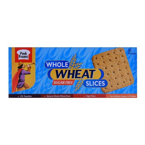 Peek Freans Whole Wheat Sugar Free Biscuits (Family Pack) 168g