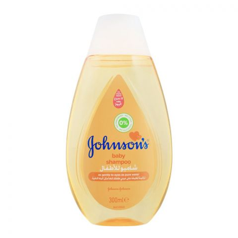 Johnson's No More Tears Baby Shampoo 200ml