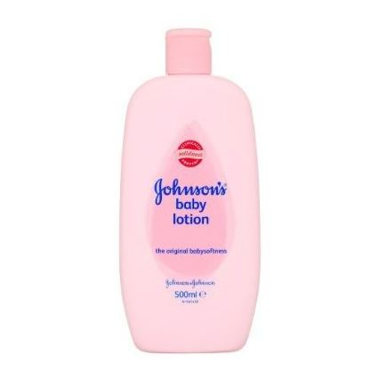 Johnson's Baby Lotion for Perfect Baby Soft Skin 500ml