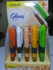 Dollar Fountain Pen Glam 1 Piece