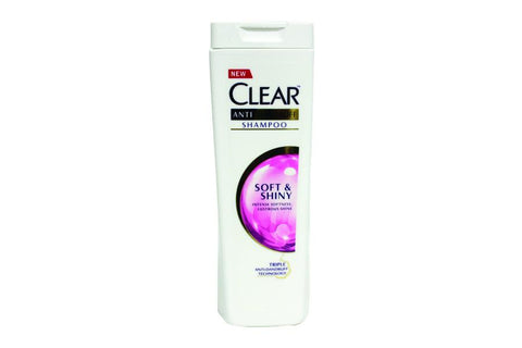 Clear Soft Shiny Shampoo 185ml