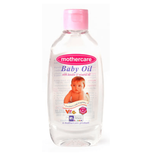 Mothercare Baby Oil 100ml