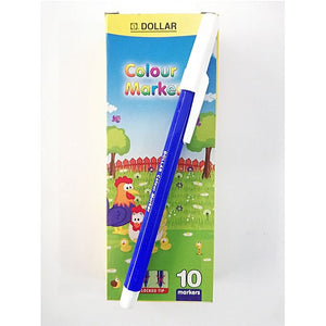 Dollar Color Marker Blue (Box)