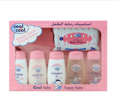 Cool & Cool Baby Care Essentials 60ml