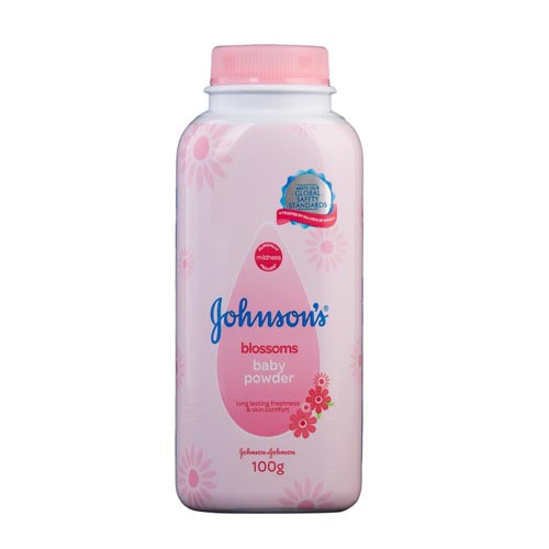 Johnson's Blossoms Baby Powder 100g