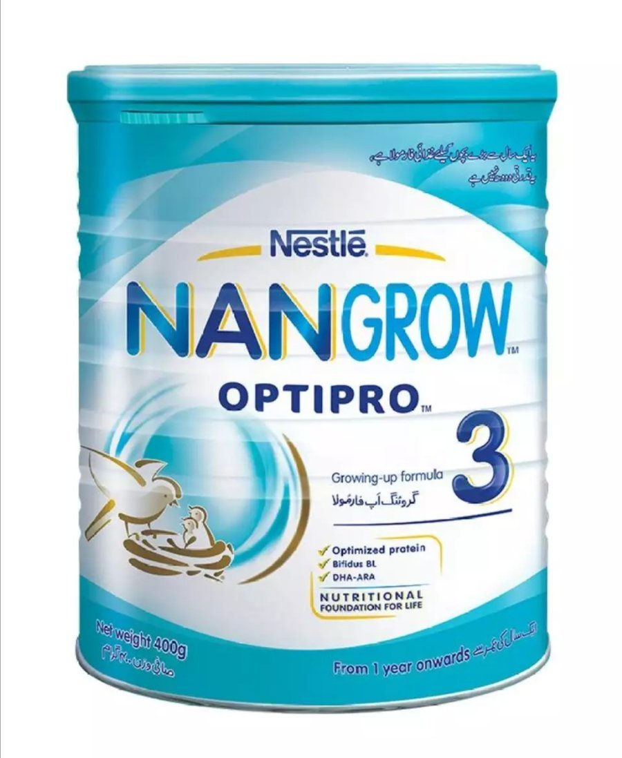 Nangrow 3 Optipro - 400g
