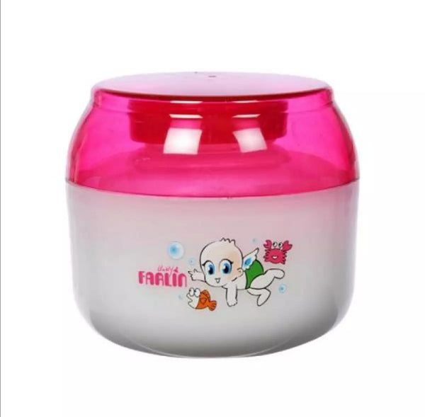 Farlin Free-drop Powder Puff  Built-in Powder Case Continuous Powder Puffing