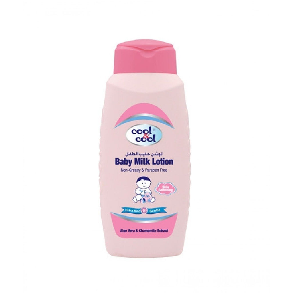 Cool & Cool Baby Milk lotion 100ml