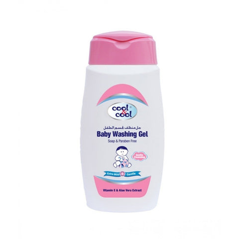 Cool & Cool Baby Washing Gel 250ml