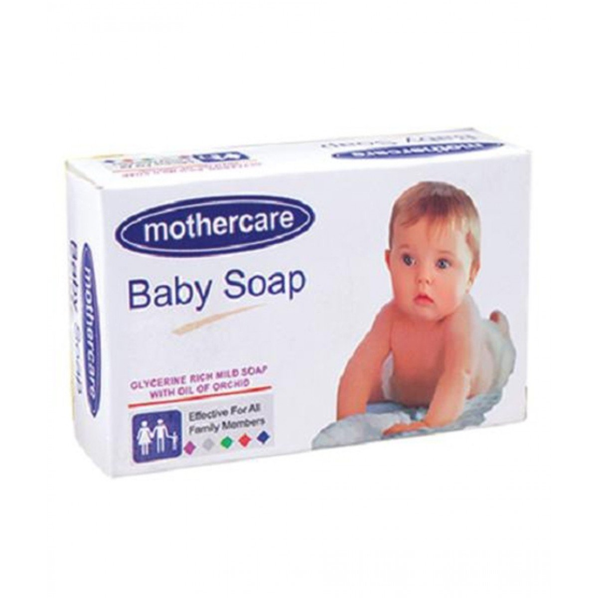 Mothercare Baby Soap 80g