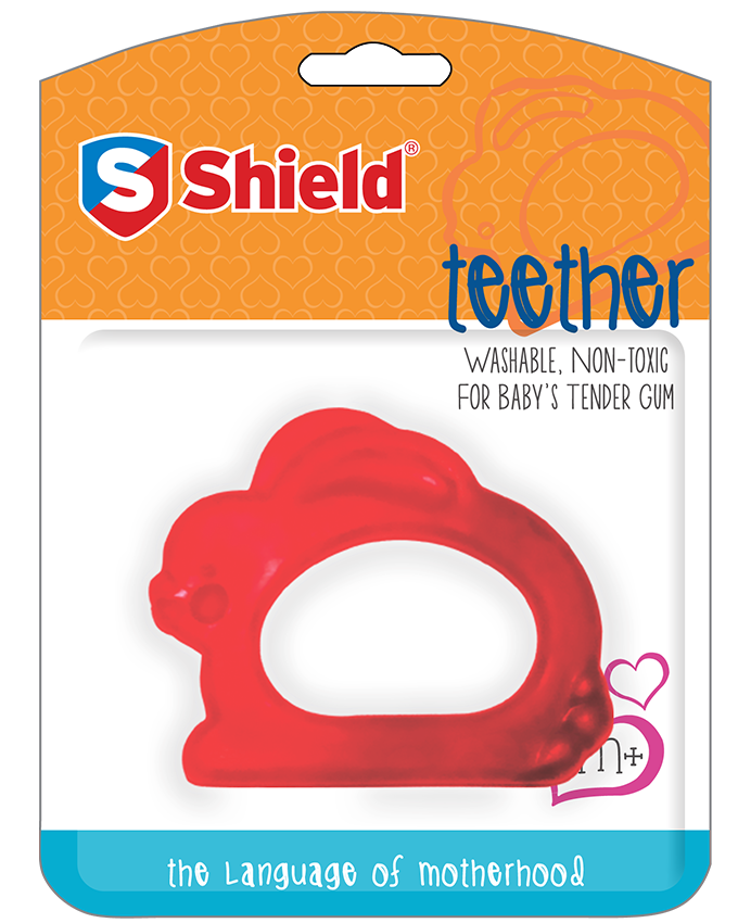 Shield Baby Teether
