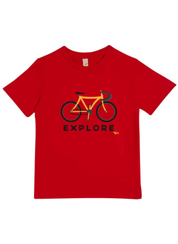 Little Explorers Tee