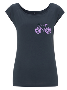 Keep Pedalling Tee Women's
