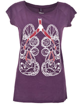 Load image into Gallery viewer, Lungs Tee Women's