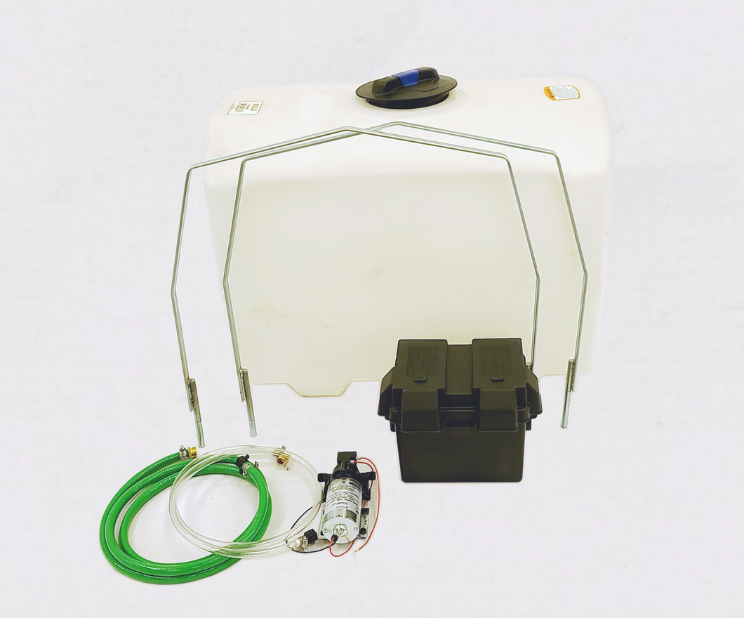 100 GALLON WATER TANK KIT