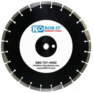 "18"" Asphalt Diamond Blade"