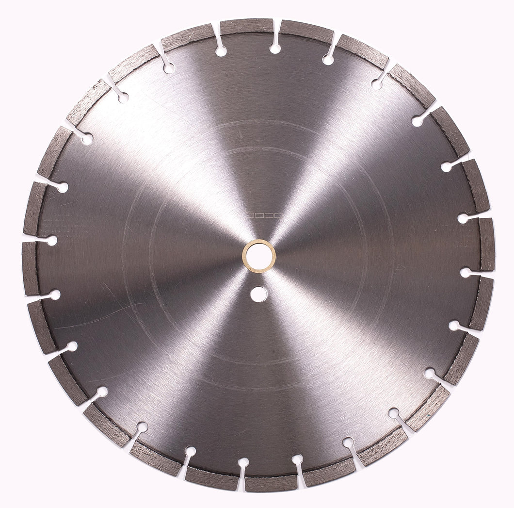 CONCRETE SAW BLADE, CC SERIES, 14-INCH DIAMETER